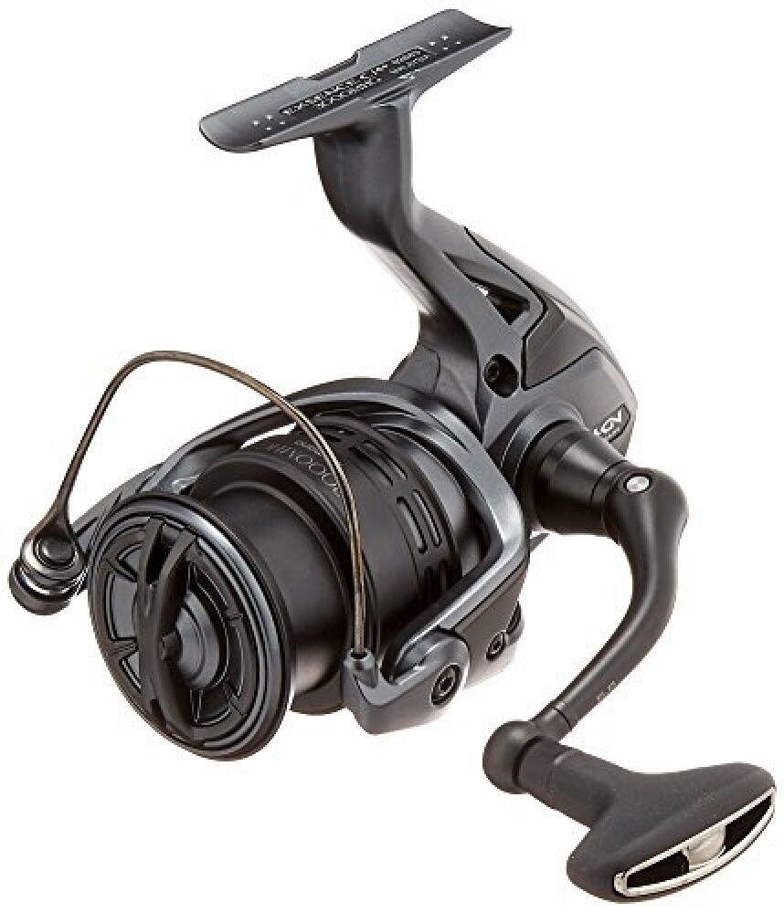 2018 NEW Shimano reel spinning reel sea bass 18 exception CI 4  3000 MHG