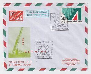 Italien-Raketenpost-Rocket-034-BORA-034-Start-am-23-10-1971-bitte-ansehen