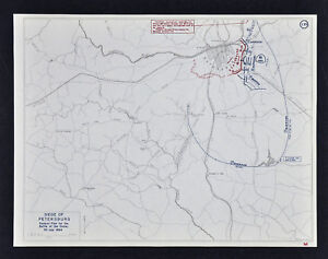 Details about West Point Civil War Map - Siege of Petersburg - Battle on georgia virginia map, colonial virginia map, fredericksburg va map, central virginia state map, county of va counties map, virginia meissner trail map, columbia gas of virginia map, slavery in 1860 virginia map, united states virginia map, battle of chancellorsville virginia map, american flag virginia map, manakin town virginia map, battle of richmond virginia map, california virginia map, 5 regions virginia map, petersburg virginia state map, hwy 58 virginia map, powell river virginia map, aquia creek virginia map, new york virginia map,