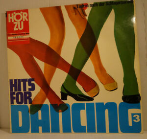 CLAUDIUS-and-his-Party-Players-Hits-For-Dancing-3-gt-12-034-Vinyl-LP-Teldec-Hoer-Zu