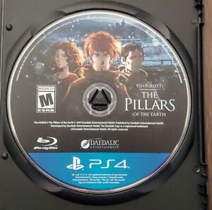 The Pillars of The Earth PlayStation 4 Ps4  Game Works Tested 2018