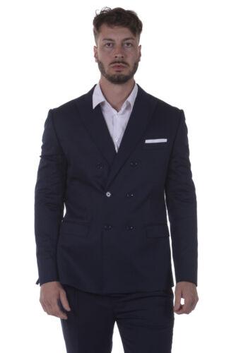 In 23 Daniele Blu Uomo Italy Jacket G2442n673bo3600 Giacca Alessandrini Made npHSInq