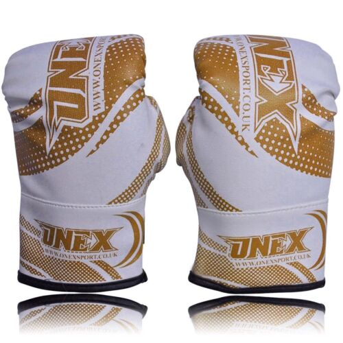 Kids//Junior Boxing Gloves Bandages MMA Muay Thai Punch Martial Arts Training Glo