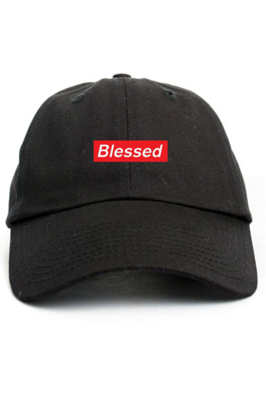 a94bd5ffe63 Blessed Supreme Custom Unstructured Dad Hat Adjustable Cap Multi Colors  New. Hover to zoom