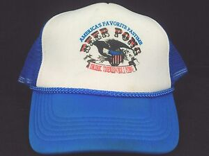 377a1ec5854 Image is loading Beer-Pong-Americans-Fast-Time-Trucker-Style-Baseball-