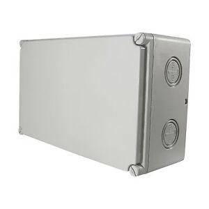 Industriegehäuse Leergehäuse Verteilerkasten Schaltschrank Verteilergehäuse IP67