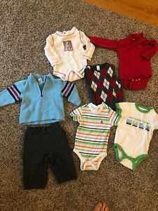 568424f0fad9 Image is loading Baby-Gap-6-12-Month-Baby-Boy-Clothes-