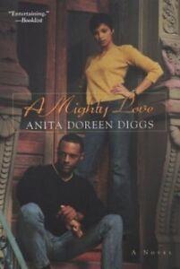 Acceptable-A-Mighty-Love-Diggs-Anita-D-Book