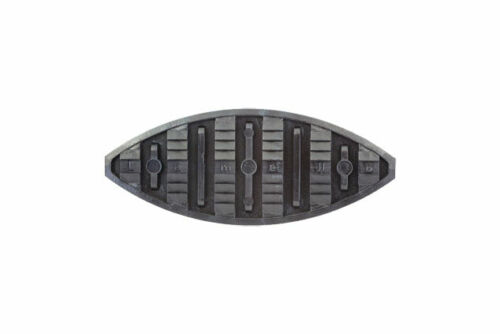 Lamello K20 4 mm Kunststoff Haftlamelle Blister 80 Stk