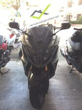 KYMCO DOWNTOWN 350i  FRONT (YZF-R15 style) SQUARE MIRRORS  (with DRILL.TOOL)