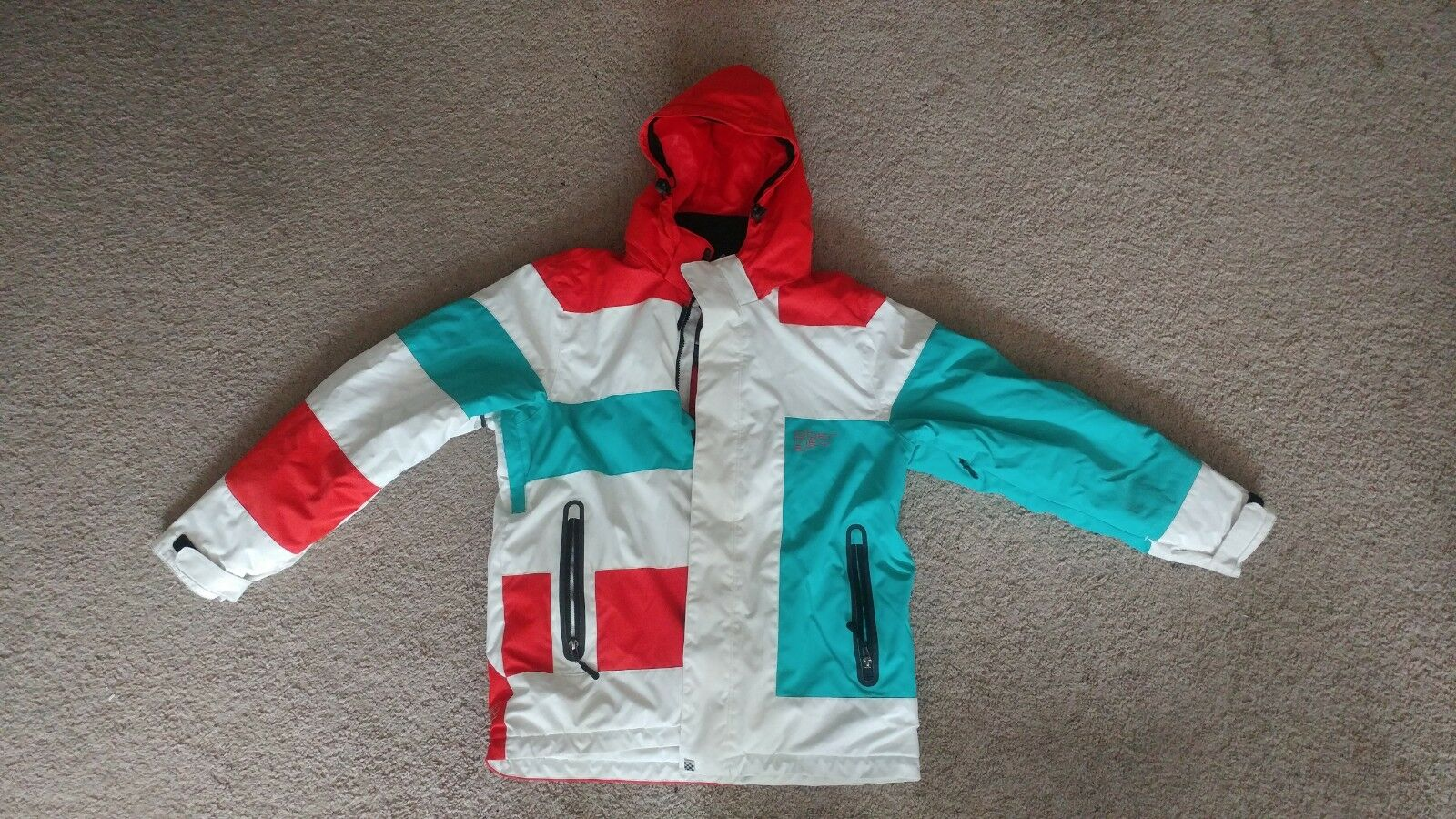 Obermeyer boys ski jacket juniors 18