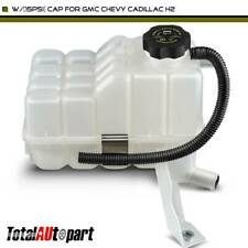 Coolant Recovery Tank Overflow Reservoir With15psi Cap For Gmc Chevy Cadillac H2