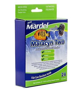 Cleaning & Maintenance Fish & Aquariums Enthusiastic Fritz Mardel Maracyn Due Polvere Pacchetto 24ct Fresco O Salt To The Usa We Take Customers As Our Gods