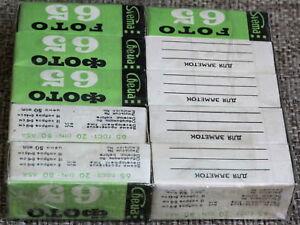 10x Rolls B&w Negative Svema Foto 65 Film 120 Print Ussr 04/1988 Lomography #07