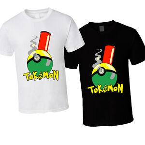 7c95e16e Tokemon T shirt Go Valor Mystic Instinct Pokeball funny anime weed ...