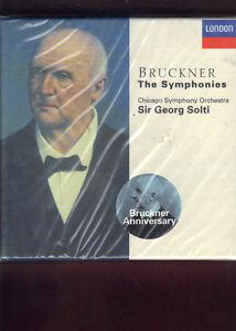 BRUCKNER-TUTTE-LE-SINFONIE-GEORG-SOLTI-COFANETTO-10-CD-NUOVO-SIGILLATO