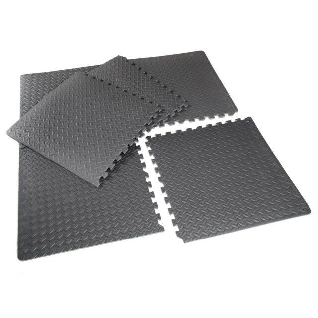 Cap Barbell 3 4 Puzzle Exercise Mat