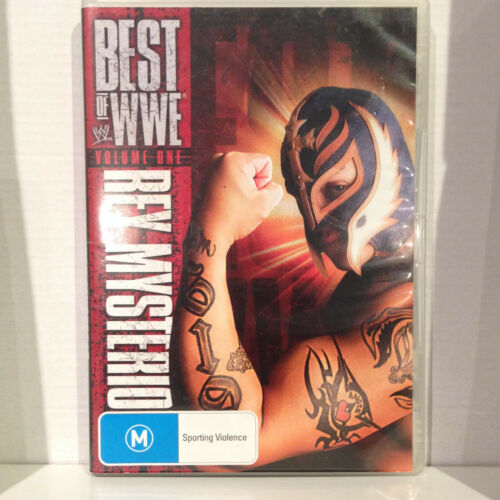 1 of 1 - BEST OF WWE  VOLUME ONE REY MYSTERIO ~ ALMOST AS NEW DVD
