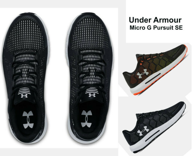1f2e64a17e3f9 Under Armour MICRO G Pursuit SE Mens Running Shoes Mens Sneakers NEW