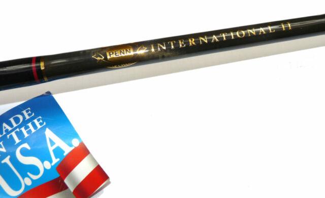 "Penn International IGFA 30 Stand up 6/'10/"" Fishing Trolling Roller Rod Saltwater"