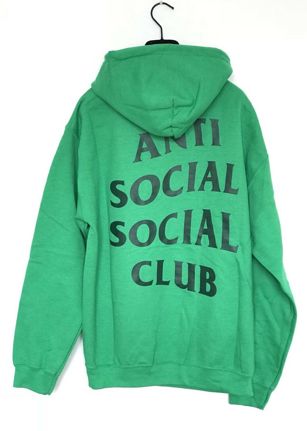 ANTI SOCIAL SOCIAL CLUB Ashtray Print Hoodie Größe M Colour  Grün