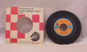 VINTAGE-45-RPM-VINYL-CHUCK-BERRY-JOHNNY-B-GOODE-MY-DING-A-LING-CHESS-RECORDS-6