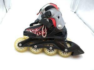 Rollerblade-Bladerunner-Adjustable-4-Sizes-Inline-Skates-SIZE-11J-1