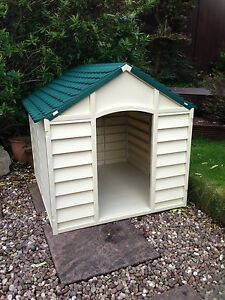Dog House Designs For Large Dogs