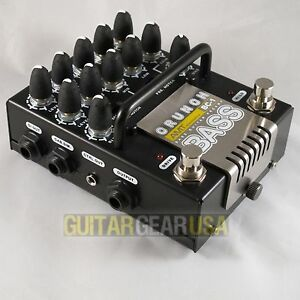 AMT-Electronics-Bass-Guitar-Preamp-BC-1-Bass-Crunch-two-channel-circuit