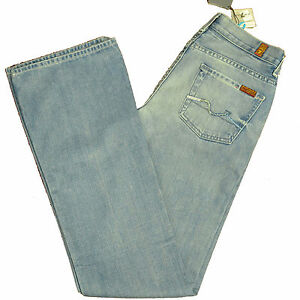Mankind cristalli alta effetto 7 a All For 24 con in 883832249713 Jeans Donna taglia used vita wSBCq