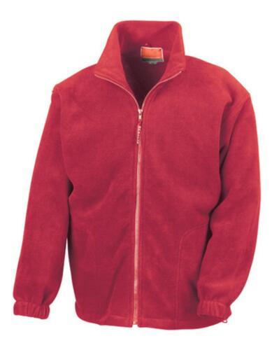 Damen Fleece JackeResult Active Fleece Jacket