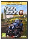 Farming Simulator 15 Gold PC DVD 2015