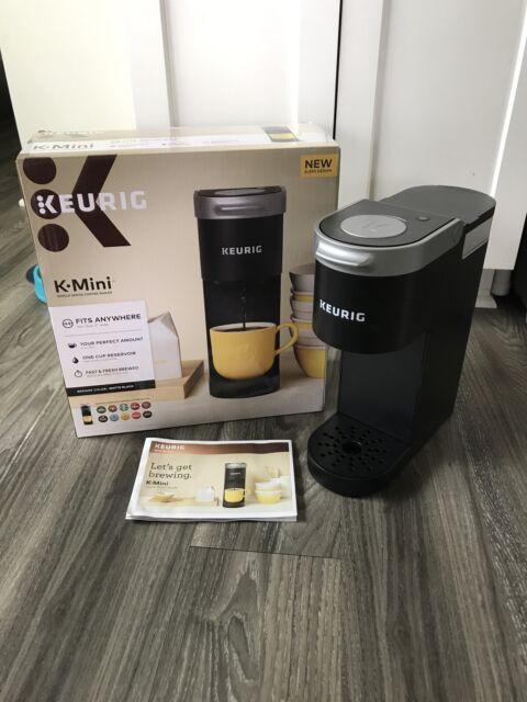 Keurig K-Mini Single Serve K-Cup Pod Coffee Maker - Matte ...