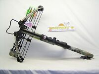 Parker Thunderhawk High Performance Crossbow Package- Multi Reticle