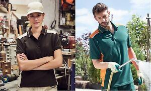 Business & Industrie Kleidung Mutig J&n 857 858 Lvl2 Damen Herren Polo Shirt Poloshirt Arbeit Beruf Outdoor Freizeit Einfach Zu Verwenden