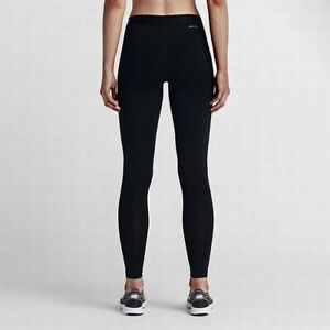 48e0b6328 Nike Pro Cool Training Tight Leggings Women's Size M L Black | eBay