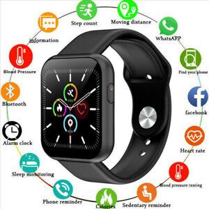 Smart Watch Fit Sport Activity Tracker Bluetooth für iPhone Android Schrittzahl