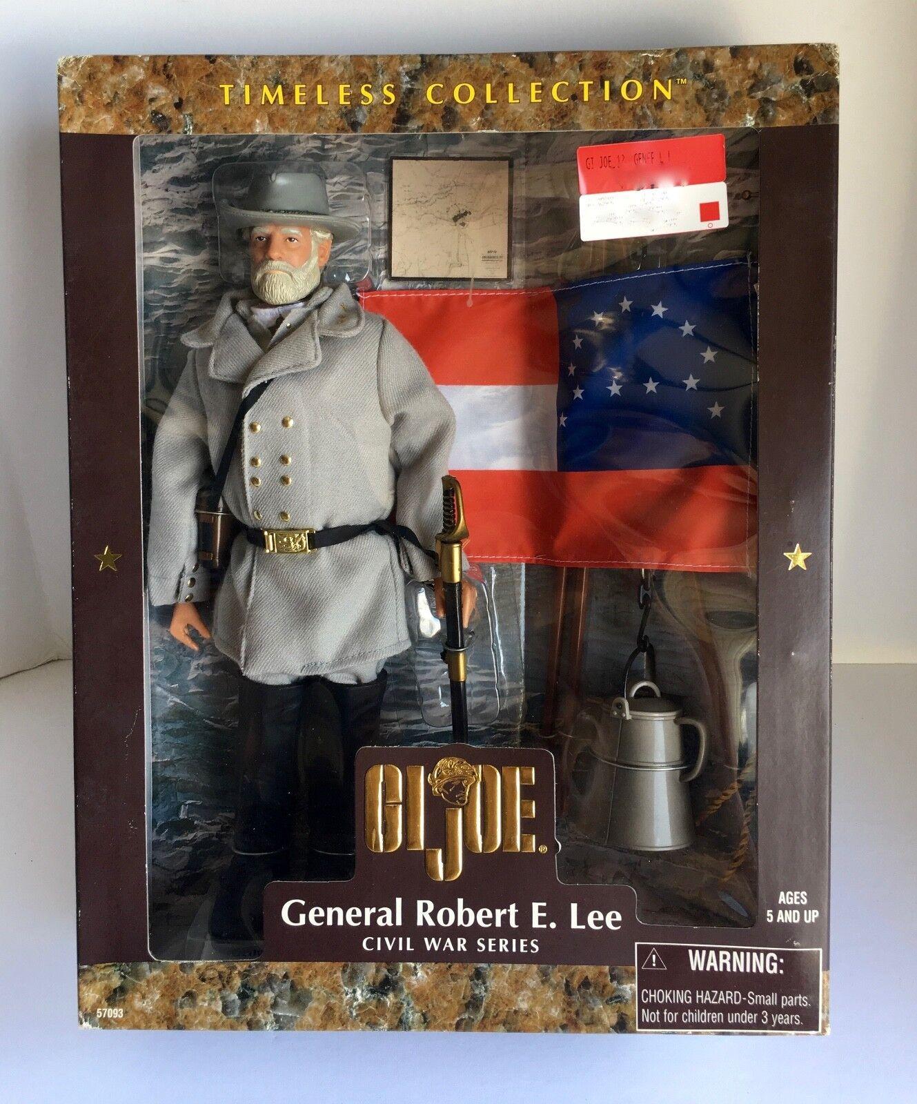 G. I. Joe GENERAL ROBERT E. LEE  Civil War Series Timeless Collection GJ-1