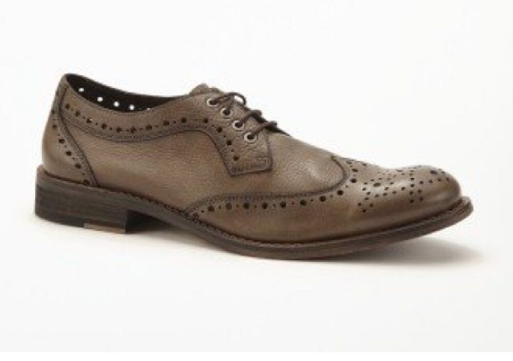 Scarpe casual da uomo  Kenneth Cole New York Bear N Mind 44874 Lace Up wingtip Shoes