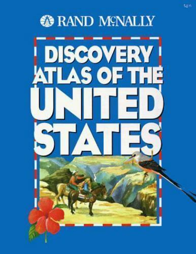 Discovery Atlas of the United States by Rand McNally Staff