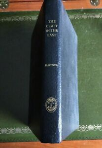 Masonic Book 'The Craft in the East' 1977 Christopher Haffner