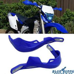 Universal-Dirt-Bike-ATV-Hand-Guards-Handguard-For-7-8-034-Yamaha-TTR225-TTR230-Blue