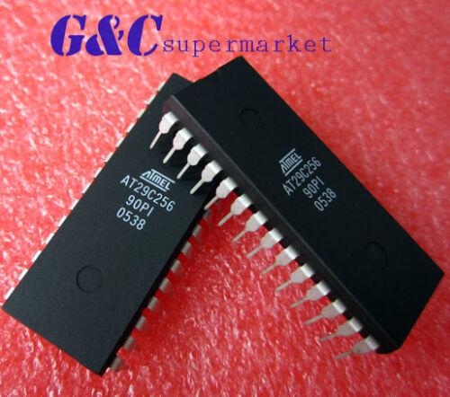 10PCS AT29C256-90PC AT29C256-90PI DIP-28 NEW GOOD QUALITY