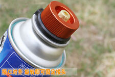 Outdoor Pro Qualited Camping Stove Connector Gas Bottle Adaptor 34 x 37mm New