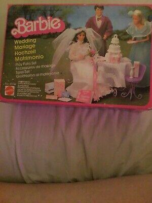 Rara Barbie Plsy Paks, Completo-mostra Il Titolo Originale Evidente Effetto