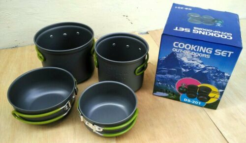 Camping Cooking Set Out-of-Portes