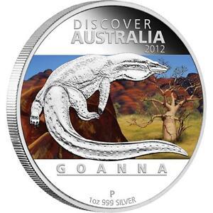 2012-Discover-Australian-Series-Goanna-1oz-Silver-Proof-Coin-Perth-Mint