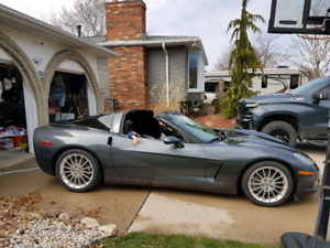 2009 Chevrolet Corvette Lt3