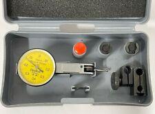 Brown Amp Sharpe 599 7030 13 Bestest Dial Test Indicator Set 08mm Range 001mm