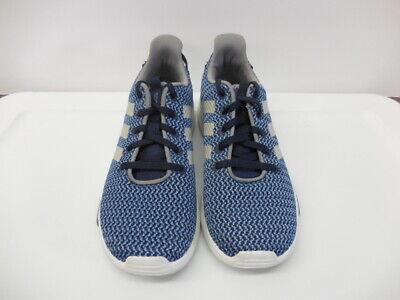 Adidas CloudFoam Racer TR K Blue/Grey Kids US size 4 M   eBay